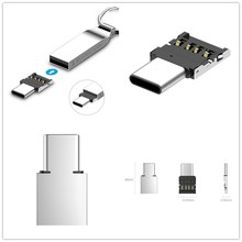 Converter Otg-Adapter USB Android Tablet Type-C USB-C Connector Flash-Drive Phone Female