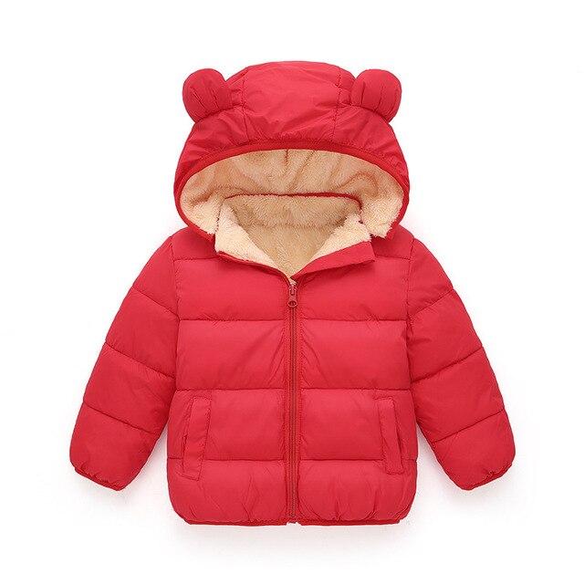 Winter Warm Jackets Coat...