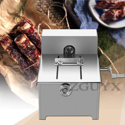 Commercial stainless steel Manual sausage Cable tie machine Fully automatic Sausage Knotting machine Wire binding machine