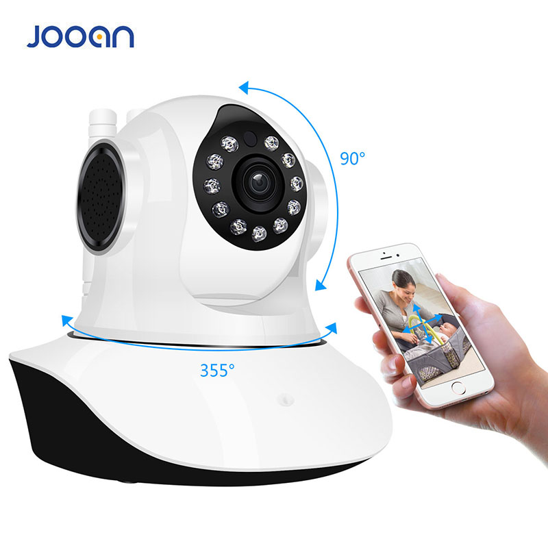 IP Camera Joolink APP Surveillance Indoor Camera CCTV Mini Wireless Security Camera WiFi Camera Night Vision