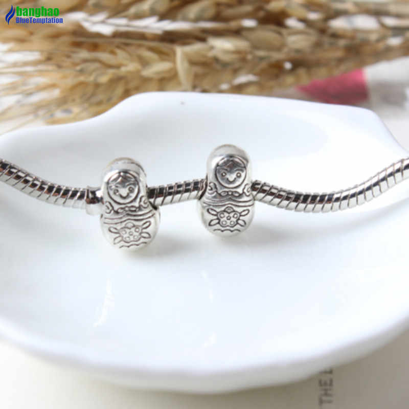 Bracelet perles pour la fabrication de bijoux sieraden maken fabrication bijoux argent 925 saint valentin bijoux breloques perle zn-44696