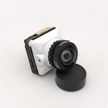 5 8G kamera FPV biały wąż 2 1mm 1 8mm 1500TVL PAL NTSC 16 9 4 3 przełączalna kamera HDR dla FPV Racing Drone Quadcopter części do zdalnego sterowania tanie i dobre opinie SKYRC fpv camera 19*19*19mm HOVER CAMERA