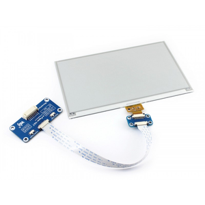 Image 3 - 7.5 インチ電子インクディスプレイ帽子 800 × 480 電子ペーパーモジュール黒、白の二色 SPI バックライトなしラズベリーパイ 2B/3B/3B +/ゼロ/ゼロワット