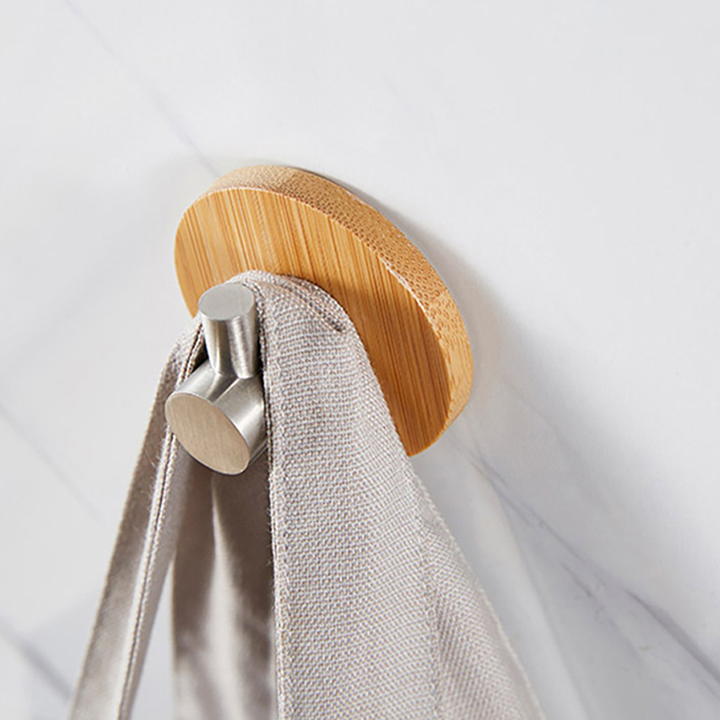Купить самоклеющийся крючок из нержавеющей стали настенные крючки с