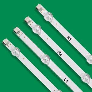 Image 3 - חדש מלא תאורה אחורית מערך LED רצועת בר עבור LG 47LN540V 47LN613V 47LA620V 47LN5758 47LN5757 47LN575R ZE LC470DUE