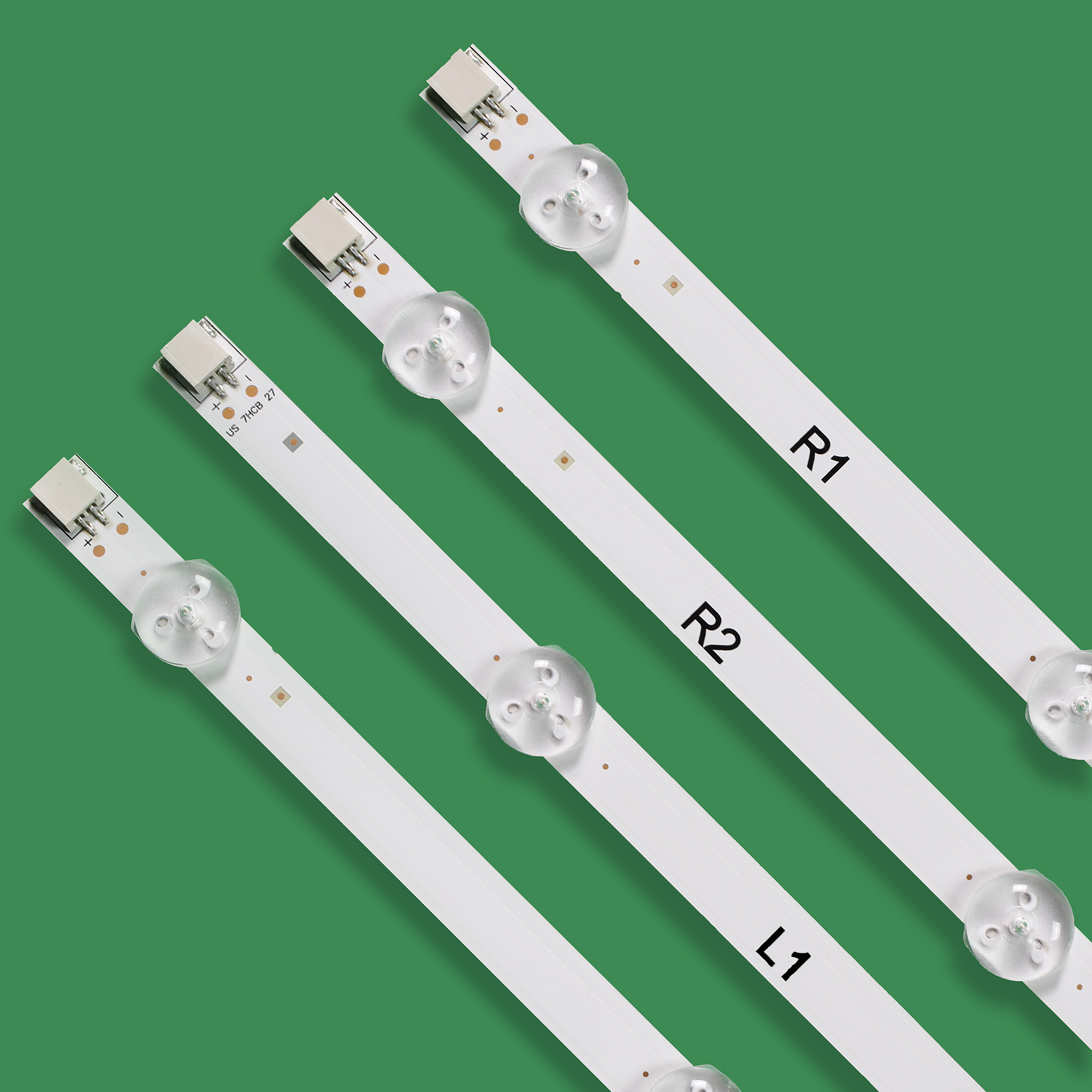 Image 3 - New Full Backlight Array LED Strip Bar For LG 47LN540V 47LN613V 47LA620V 47LN5758 47LN5757 47LN575R ZE LC470DUEIndustrial Computer & Accessories   -