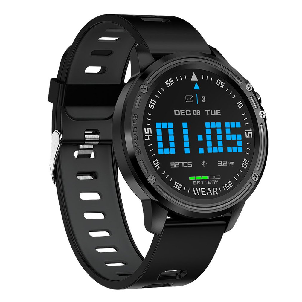 Waterproof Multi-sports Health Management Waterproof Multi-function Sports Smart Watch With Ecg Heart Rate Monitor