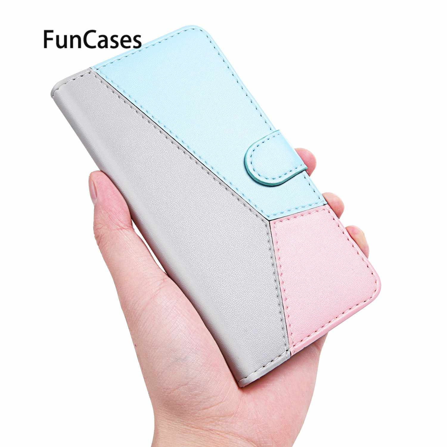 Cell Phone Covers For Huawei Nova 4E Huawei etui Mate 20 Lite 30 Pro P30 Y5 2019 Y6 2018 P20 2017 Y7 Prime PU Leather Phone Case
