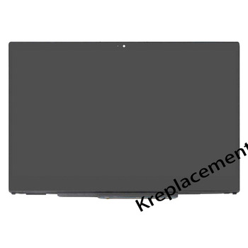 FHD 1080P For HP Pavilion X360 15-cr0000TU 15-cr0000TX LCD Touch Screen Digitizer Glass Assembly With Frame IPS