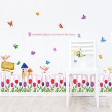 Изгородь цветок коридор плинтус раскладка детской комнаты фоновое