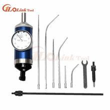 Juego de indicadores de prueba de esfera de centrado Coaxial, herramienta de fresado de 0-3mm, precisión de 0,01mm con caja de madera, 1 Juego