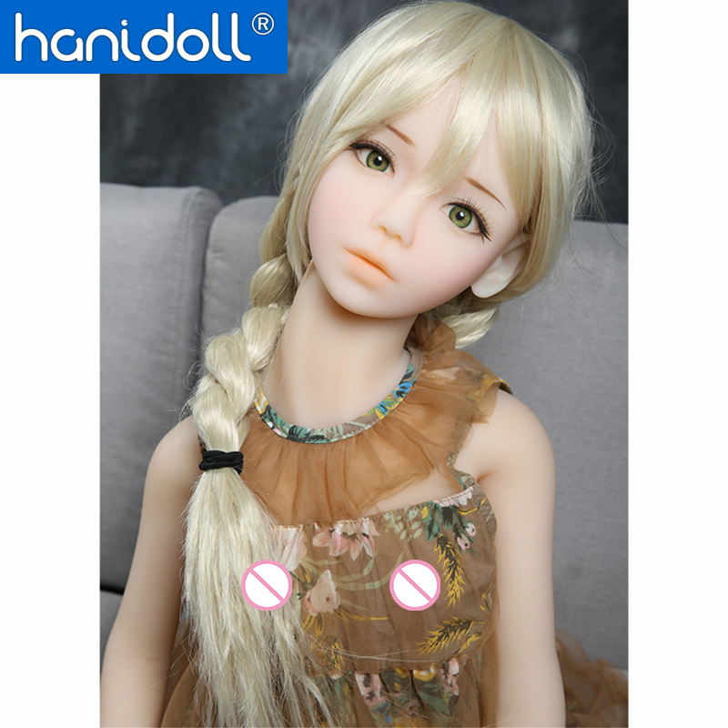 Hanidoll TPE <font><b>Sex</b></font> <font><b>Doll</b></font> <font><b>132cm</b></font> Silicone <font><b>Sex</b></font> <font><b>Dolls</b></font> Real <font><b>Doll</b></font> Small Breast Love <font><b>Doll</b></font> Realistic Vagina Ass Boobs Audlt <font><b>Sex</b></font> Toy For Men image
