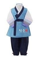 South Korea Imported Fabrics Boy Birthday Korean Clothes/children's New Korean Clothes Fashion Set