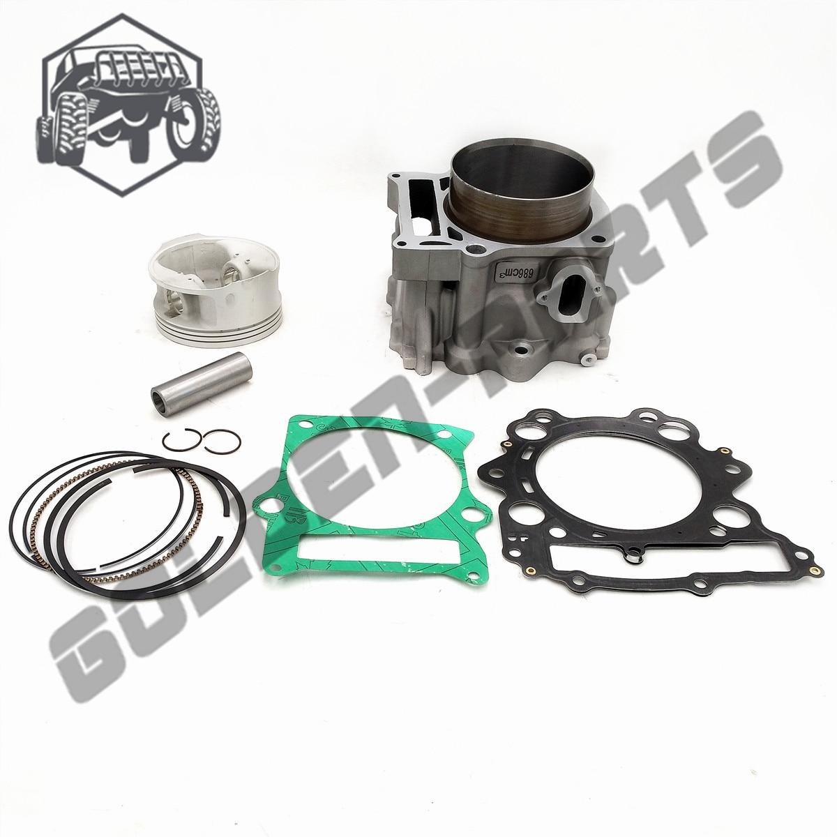 Комплект поршневых колец HISUN HS700cc HS 700 для ATV UTV деталей