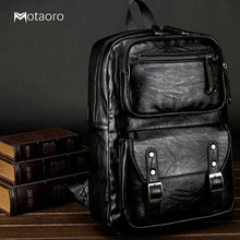 New Men Backpacks Leather Travel Backpack Women School Bags For Teenage Girls Mochila Masculina Feminina Zip Sac A Dos Mochilas casual black backpack women girls bags backpacks for travel high school bags for teenage girls sac a dos mochila escolar wb17