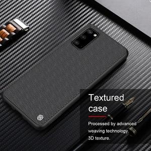 Image 4 - サムスンギャラクシー For Samsung Galaxy S20 Ultra / S20+ Plus 5G プラス グラムケース Nillkin 質感ビジネスナイロン光カバーケースサムスン For Samsung S20