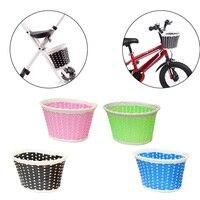 1 Pc Fahrrad Handwerk Wasserdicht Warenkorb Bike t Bequem Auto Muster Kleinen Außen Schöne Geschenk Durable Fahrrad Zubehör|Fahrradtaschen & Koffer|   -