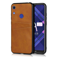 For Huawei honor 8A Multifunction Wallet Case for Huawei honor 8X Phone Card slot Case for honor 8A 8X Luxury Case Cover
