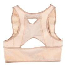 Женский Ортопедический Корсет для коррекции осанки на спине, верхняя часть спины, плечи, позвоночник, Корректор осанки, поддерживающий пояс для ключицы M