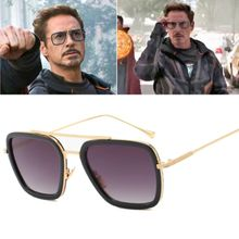 2019 New Spiderman Far From Home Peter Parker Men's Sunglasses
