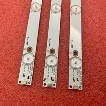 Listwa oświetleniowa LED (3) w przypadku KDL 32R300B 32PHT4509/12 LC 32LB370U LC 32LB480U TPT315B5 GJ 2K15 D2P5 315 GEMINI 315 D307 V7 V1 V6