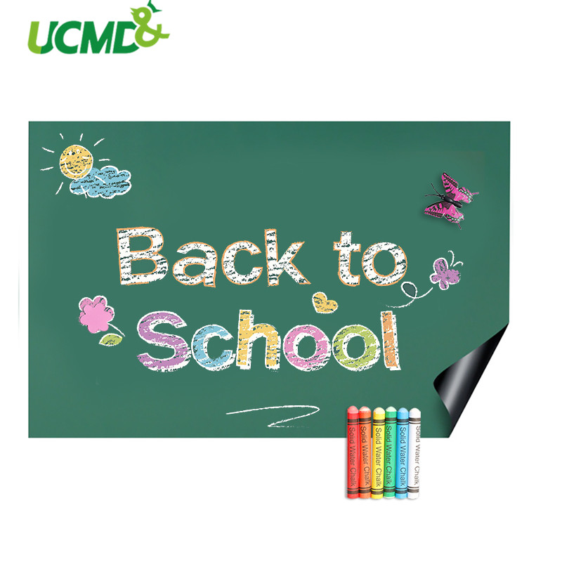 Office School Teaching Writing Message Bulletin Blackboard Kids DIY Painting Graffiti Board Children Rooms Decor Wall Stickers