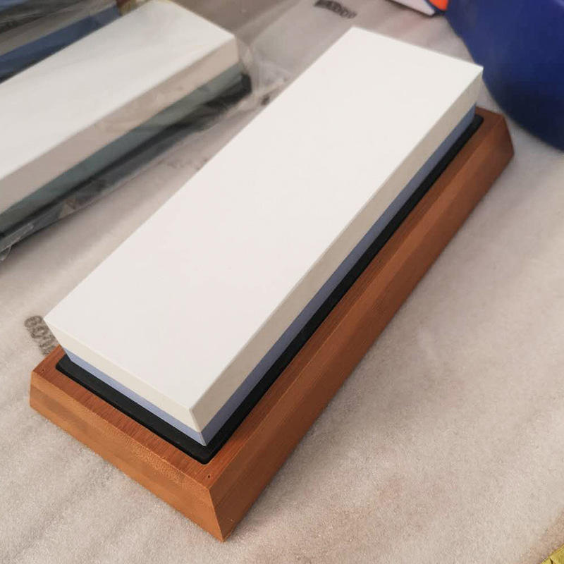 Best <font><b>3000</b></font> <font><b>8000</b></font> 10000 <font><b>Grit</b></font> Whetstone Honing Oilstone Water Stones Professional Knife Sharpener Sharpening For A Knife Stone image
