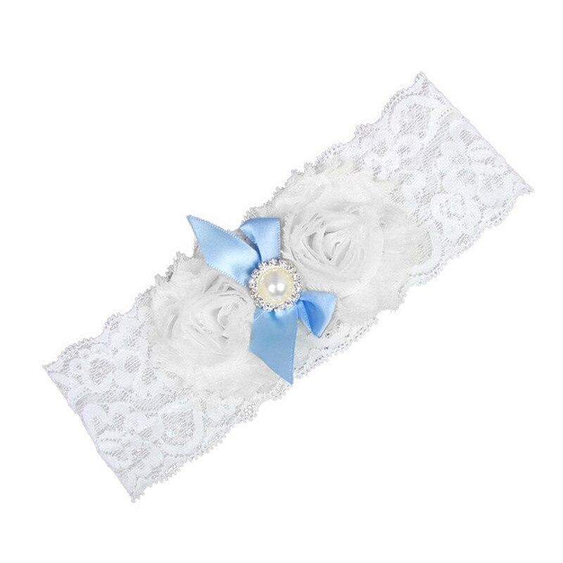 Wedding Garter Lace Garter Set Bridal Garter Vintage Stretch White Shabby Flower Toss Garter With Pearl