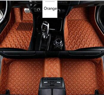 Alfombras impermeables de cobertura completa sin olor, alfombras especiales duraderas para BMW 4/6 SERIES 425i 430i 440i 420i 425i 428i 640i 650