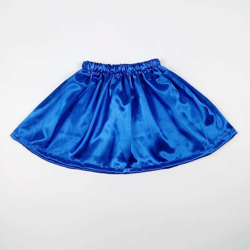 new year printed flower children baby summer tutu girl skirts fashion princess short skirt pettiskirt kids clothes USA Vestido 5