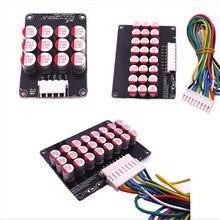 1A 3A 5A 6A баланс литий-ионный аккумулятор Lifepo4 LTO литий Батарея Active эквалайзер балансировки конденсатор линейной платы BMS 3S 4S 5S фотоаппаратов м...