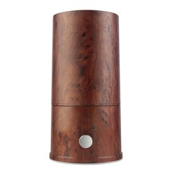 Humidifier Essential Oil Creative Silent Sprayer Office Bedroom Wood Grain Humidification Pregnant Women Aromatherapy Machine