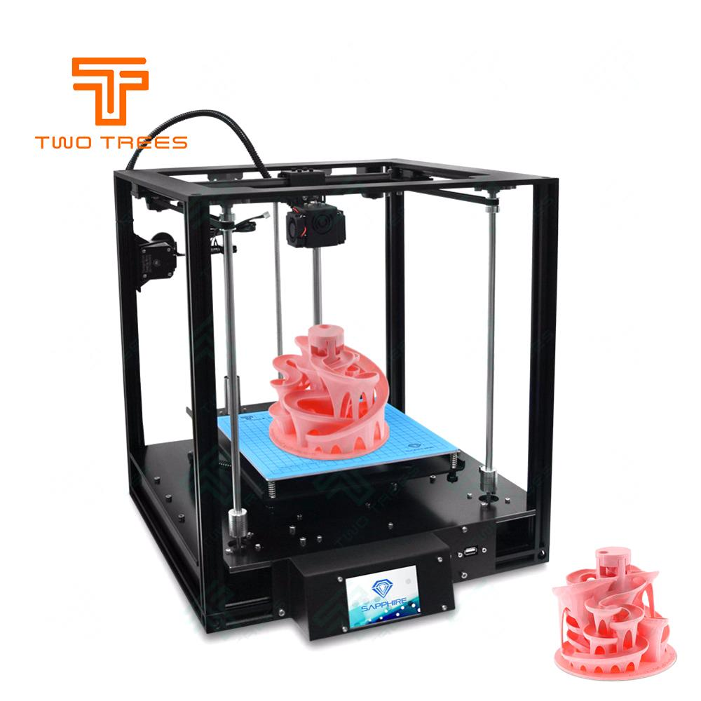 TWO TREES 3D Printer High precision Sapphire S CoreXY Automatic leveling Aluminium Profile Frame DIY print