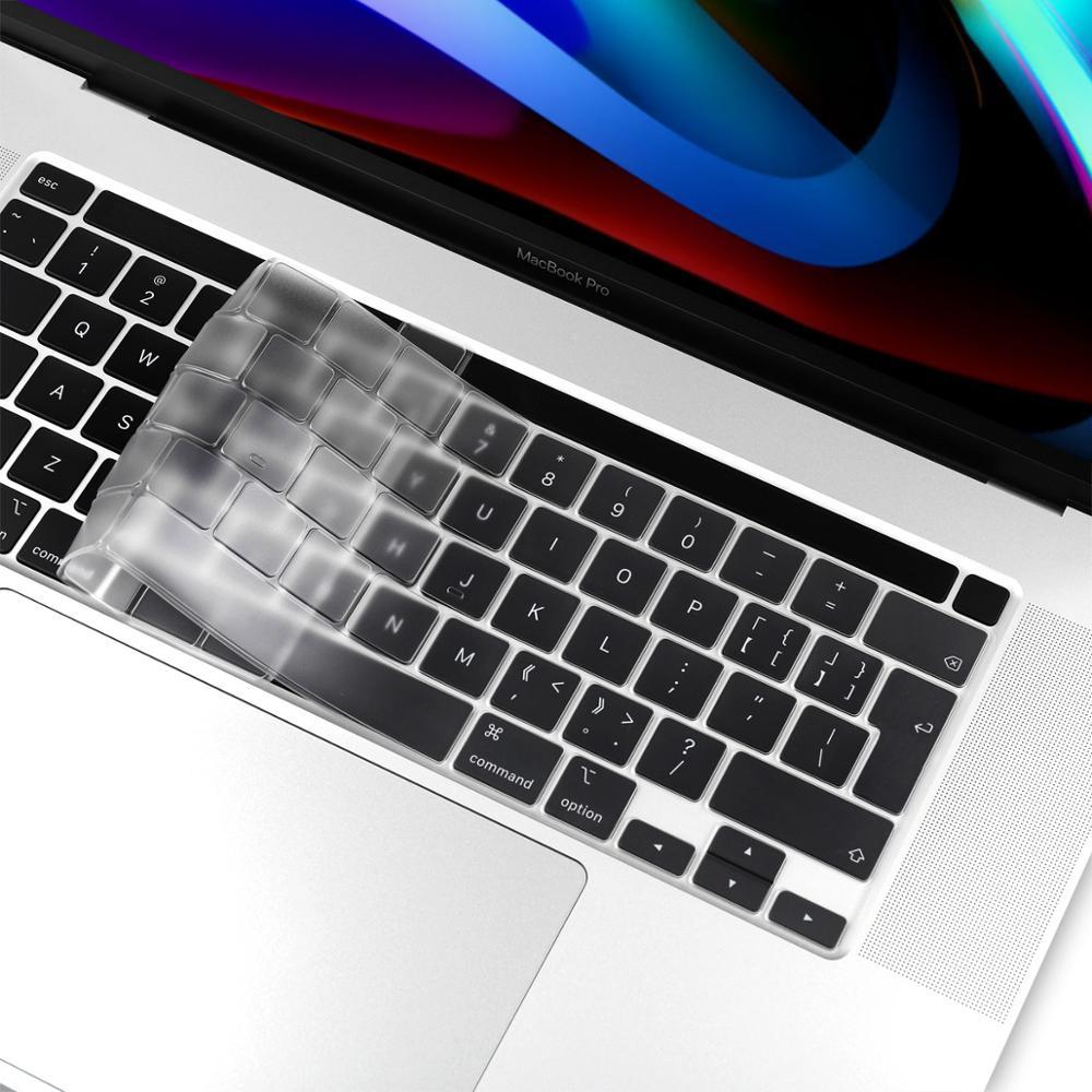 Soft TPU Skin Protector LINFON Keyboard Cover Thin Transparent For Macbook 12 Retina A1534