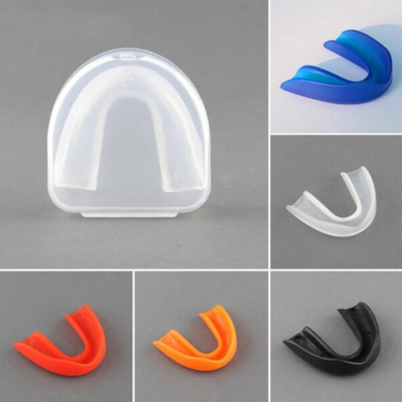 Non-Toxic Mouth Guard Provides Complete Mouth Protection Suitable for Boxing and Sports 7