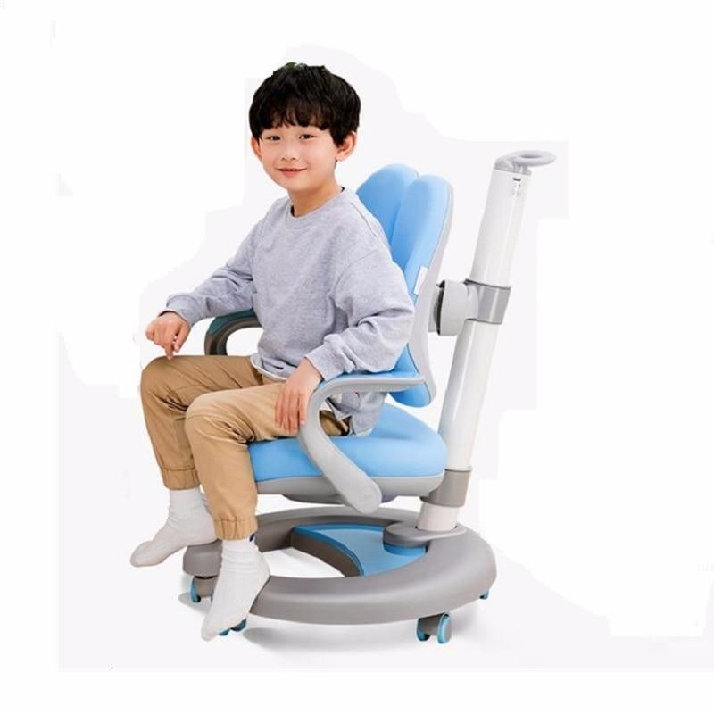 For Meble Dzieciece Mobiliario Couch Silla De Estudio Adjustable Cadeira Infantil Chaise Enfant Children Furniture Kids Chair|  - title=