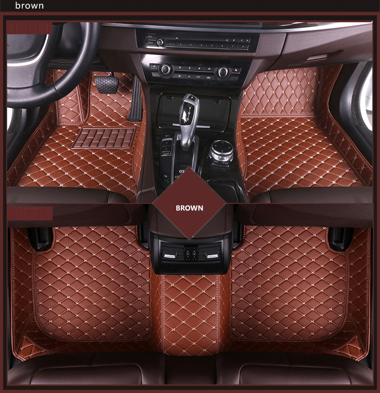 Custom car floor mat for JEELY EC8 EC7 CORSS SC7 GX7 GX2 GC7 SC6 SX7 GS GL BYD F0 F3 F6 G3 G5 G6 L3 S6 S7 E6 floor pad styling