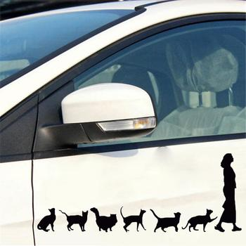 Cat Lady car stickers 1
