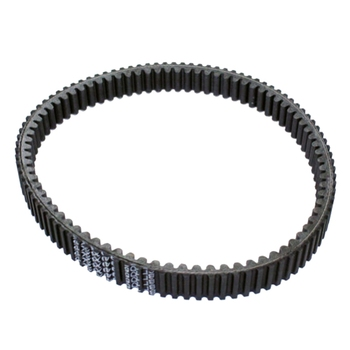 Motorcycle V-Belt Clutch Caltric Drive Belt Gear Belt Suitable for Yamaha YXR660 Rhino 660 4X4 2004-2007 image