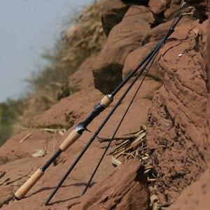 Image 5 - Obei perigee baitcastingフィッシングロッド旅行ウルトラライトスピニングルアー5グラム 40グラムm/ml/mh/xh accionロッド1.8メートル2.1メートル2.4メートル2.7メートル3セクション