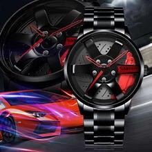 Мужские наручные часы nibosi 2020 спортивные водонепроницаемые