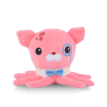 Original 13cm/19cm Octonauts Plush Toys Barnacles Peso Kwazii Tweak Animal Stuffed Party Birthday Gift Kid Christmas Girl Toy 6