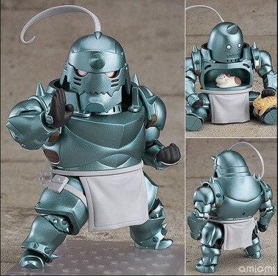 Anime GSC Fullmetal Alchemist FA Alphonse Clay Figure Cute 796 #