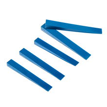 5 Pieces Rubber Piano Tuning Mutes for Piano Parts Accessories - Blue b fairchild 3 pieces for clarinet and piano op 12