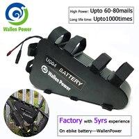36 v 15ah 20ah akku ebike bateria de lítio 18650 células bateria de bicicleta 36 volts baterias para ebike 500w 350w 250w bafang motor Bateria de bicicleta elétrica     -