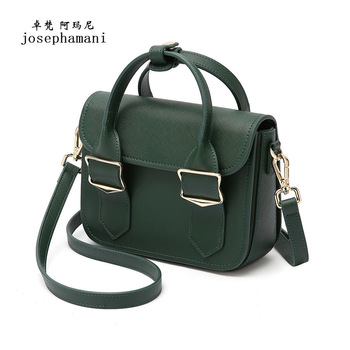 women high quality pu leather shoulder bag  josephamani brand messenger bag New handbag fashion bolsa feminina free shipping