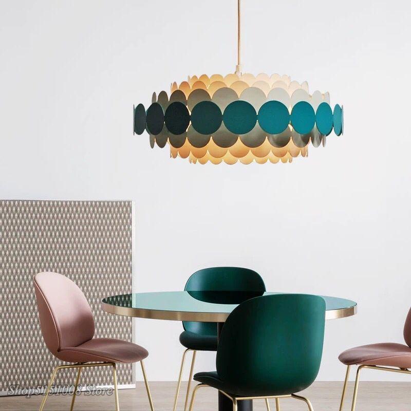 Modern Led Pendant Lights Dining ...