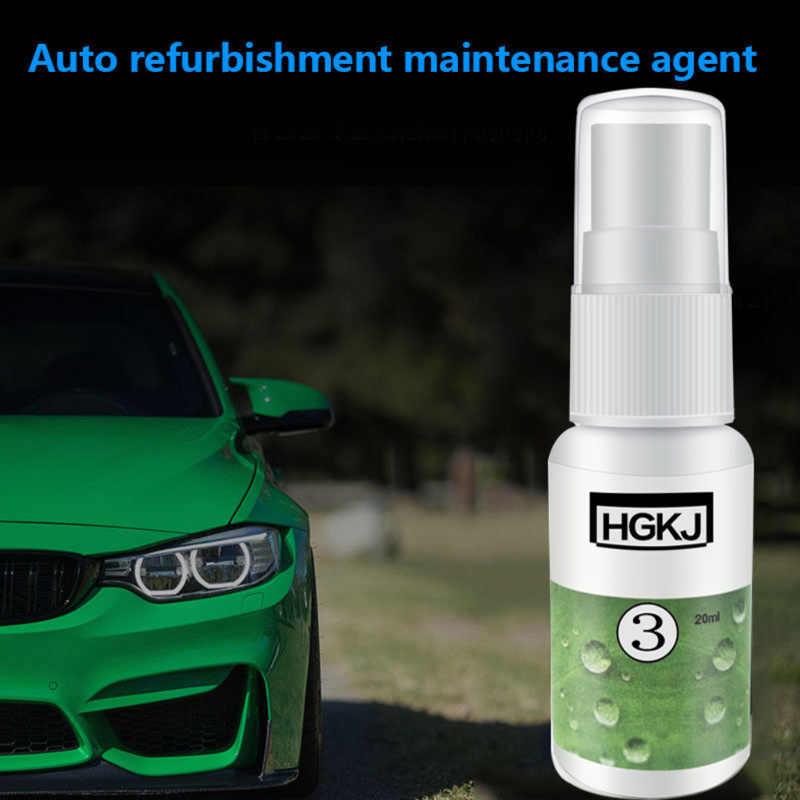 Auto Plastic Onderdelen Loopvlakvernieuwing Agent Leerzorg Interieur Cleaner Auto Kras Reparatie Vloeistof Polijsten Spray Onderhoud Coating
