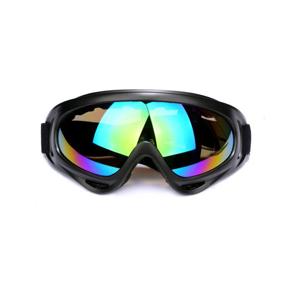 Hot Ski Goggles Double Layers UV400 Anti-fog Big Ski Mask Glasses Skiing Unisex Snow Snowboard Goggles