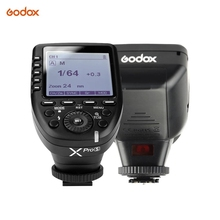 Godox XproS TTL Wireless Flash Trigger Transmitter 1 8000s HSS For Sony a7 II a77 a99